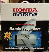 Honda Md3x13 1/4x17lt Stainless Steel 581-zw1-b17ah Fits Bf90115130hp Lefthand