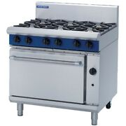 Blue Seal G506d 6 Burner Range With Static Oven Boxed New