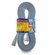 Powtech Heavy Duty 20 Ft Air Conditioner And Major Appliance Extension Cord U...