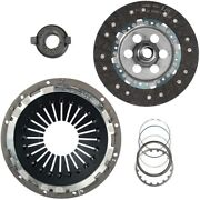 Sachs O.e. Clutch Kit For 95-98 Porsche 911 3.6l-h6 Repackaged By Dynapak