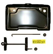 Battery Tray And Hold-down Set For 1965-1969 Mopar C-body