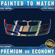 Painted To Match Front Bumper Cover Replacement For 2009-2012 Bmw 323i 328i 335i