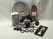 Genuine + Oem Timing Belt And Water Pump Kit Factory Parts For Acura Honda V6