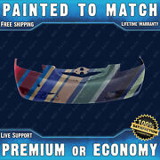 Painted To Match - Front Bumper Cover Replacement For 2004-2006 Acura Tl Sedan