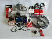 Genuine/oem Timing Belt And Water Pump Master Kit For Toyota Tacoma T100 3.4l V6