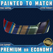 Painted To Match - Rear Bumper Cover Replacement For 2006-2011 Honda Civic Coupe