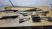 12-17 Audi A7 S7 Rs7 Heads Up Display Door Panel Dash Center Console Trim Trims