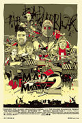 Mad Max 2 By Tyler Stout - Regular - Rare Sold Out Mondo Print