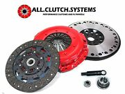Acs Stage 2 Clutch Kit+forged Flywheel 96-04 Ford Mustang Gt Cobra Svt 4.6l