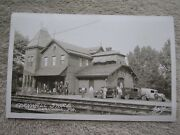 1920's-30's Cornwall Grocery Store Gas Station Cornwall Pa Real Photo Postcard