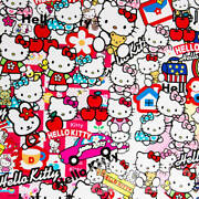 Autocollant Hello-kitty Film De Voiture 3d Emballage Conduits Dand039air Logos And