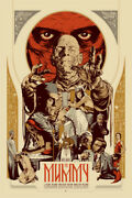 The Mummy By Martin Ansin - Regular - Rare Sold Out Mondo Print