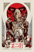 The Mummy By Martin Ansin - Variant - Rare Sold Out Mondo Print
