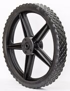 2002k_132 - 132 Replacement 13.75 Wheels For Swisher Standard String Trimmer