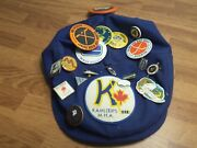 Vintage Rare Minor League Hockey Pin And Button Lot Of 19 Nhl Bc Canada