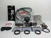 Genuine Timing Belt + Water Pump W/plugs And Complete Kit For Honda Accord