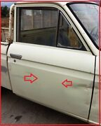 Fits Datsun Nissan 520 521 Pickup Model 1965 72 Repaired Bare Right Door Used