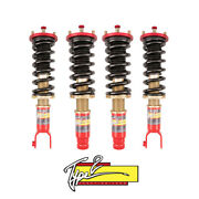 Function And Form For 88-91 Honda Crx Cr-x Type 2 Height Adjustable Coilover Kit