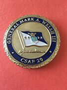 General Mark Welsh 20th Air Force Chief Of Staff Csaf 2012-2016 Challenge Coin