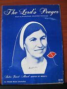 The Lord's Prayer By Arnold Strais - Vocal, Piano, Guitar - Sister Janet Mead