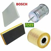 Tune Up Kit Cabin Air Oil Fuel Filters Fit Volvo S40 2000