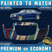 New Painted To Match Front Bumper Replacement For 2005-2010 Chrysler 300 05-10