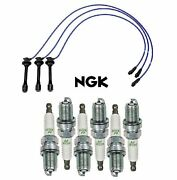 Tune Up Kit Wire Set And Spark Plugs Fit Lexus Es300 1999-2001
