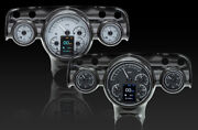 Retro 1957 Chevy Car Dash Gauge Instruments Package With Senders Hdx-57c