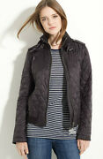 Brit Convertible Quilted Jacket Size Small 650