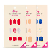 [etude House] Play Gel Nail Design Tip Collection 6pcs