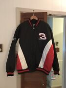 Brand New With Tags Vintage 1990andrsquos Dale Earnhardt Jacket. Size Xl. Please Read