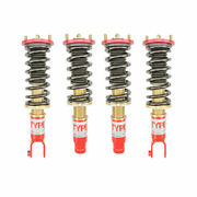 Function And Form For 96-00 Honda Civic Ek Type 1 Height Adjustable Coilovers Kit