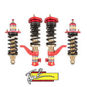 Function And Form For 02-06 Acura Rsx Dc5 Type 2 Height Adjustable Coilovers Kit