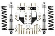 Aldan American Lowered Front Coilover Kit For 1964-1973 Ford Mustang M1sbf2d