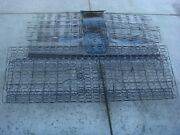 1957 58 Cadillac 2 Door Coupe Rear Seat And Armrest Powered Coated Springs