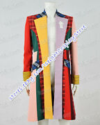 Who Is Doctor Series Doctor Cosplay Costume Halloween Various Styles Available