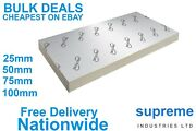 Kingspan/recticel/celotex Insulation 2400x1200 Various Thickness Bulk Deals Only
