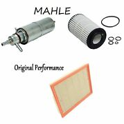 Tune Up Kit Air Fuel And Oil Filter Fit Mercedes-benz Ml430 1999-2001