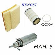 Tune Up Kit Air Oil And Fuel Filters Fit Mercedes-benz Ml320 1998-2001