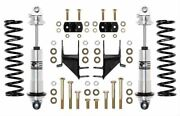 Aldan American Lowered Front Coilover Kit For 1964-1973 Ford Mustang M1sbf2s
