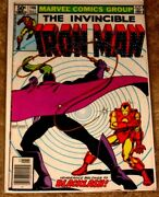 Marvel 146 The Invincible Iron Man Fn+ Mid High Grade Bag And Board