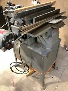 Delta Homecraft 34-500 Table W/ 37-110 Joiner And Saber Saw Attachment