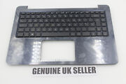 New Asus L402s E402m E402s Palmrest Upper Middle Cover Uk Keyboard