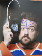 Kevin Smith Signed Photo Coa + Proof 11x14 Clerks Jay And Silent Bob Autograph 3