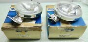 Mk2 Cortina Gt 1600e Lotus Genuine Ford Nos Pair Of Driving Lamp Assyand039s
