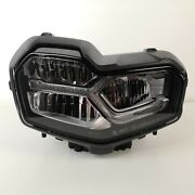 Bmw K80 F750gs K81 F850gs 2017-18 Front Full Led Complete Headlamp Headlight [2]