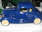 National Motor Museum Mint 1933 Chevy 5 Window Coupe 132 Scale-free Shipping