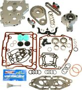 Feuling 7089 Motorcycle Cam Chain Conversion Kit 91-01 Harley Dyna Touring Fxsts