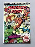 Fantastic Four 1961 1st Series 166 Signed By Gerry Conway Vf Very Fine