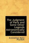 Judgment Of Paris And Some Other Legends Astronomically Considered By Emmeli...